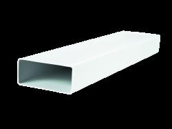 Плосък PVC въздуховод VENTS Серия 80  60x204