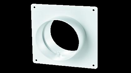75b7c55b7d2 Конектор за стена VENTS 151 (съединител) за кръгли въздуховоди