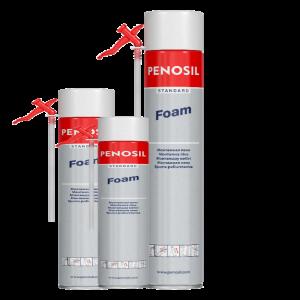 Penosil Standart Foam + ръкавици